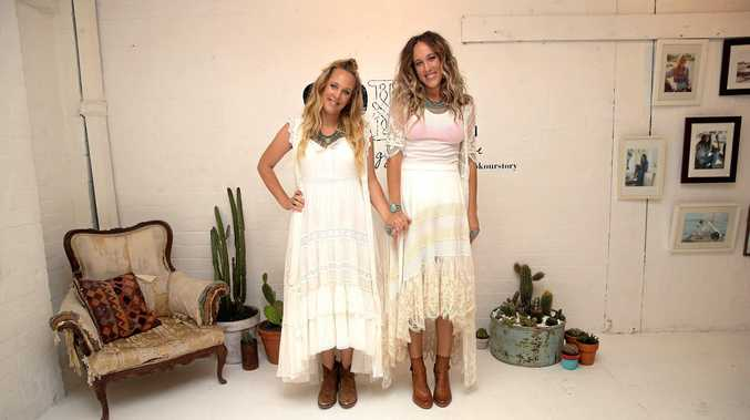 Spell and the Gypsy Collective was founded by Lizzy Abegg And Isabella Pennefather.