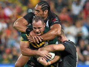 Scott plays down Origin rivalry in Kangaroos camp