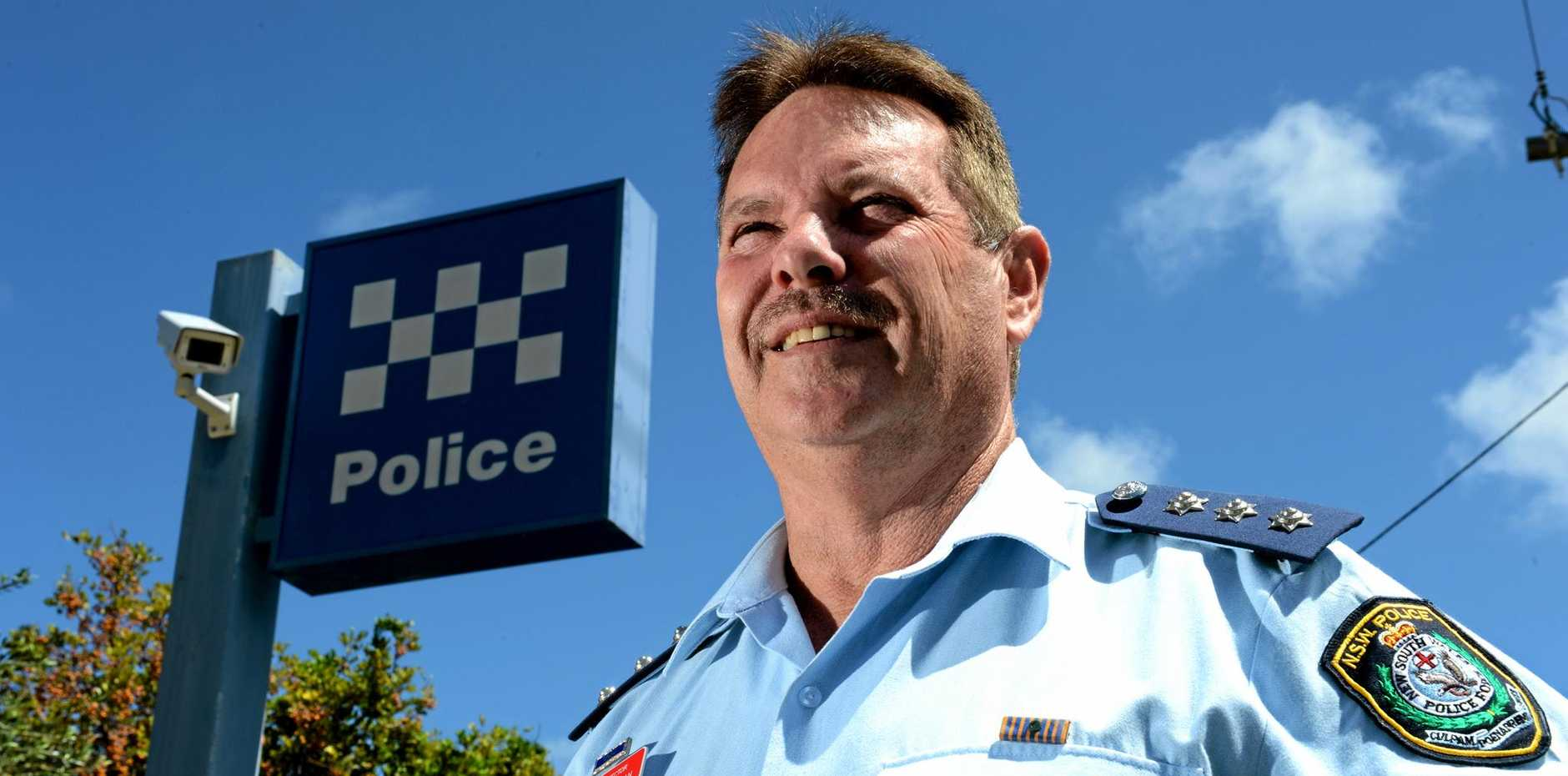 Inspector Gary Cowan says police will be out in full force at this week's Splendour in the Grass festival.