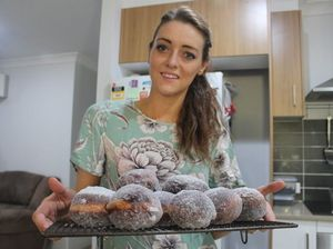 Reality TV star shares her baking secrets