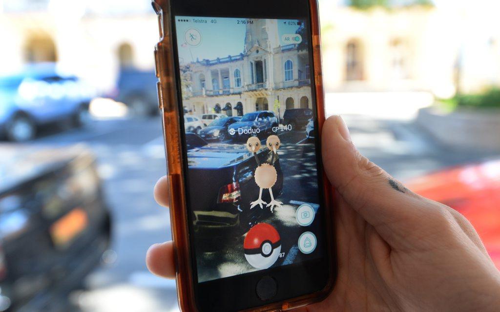 Pokemon Go has created privacy concerns.