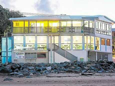 Thirsty Sound Beach Bar & Grill in Sarina is up for lease.