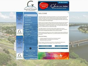 Grafton Chamber of Commerce's corporate new look