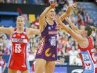 AN ALL-STAR: Firebirds Clare McMeniman intercepts a pass during last year's Netball Grand Final between the Queensland Firebirds and NSW Swifts.