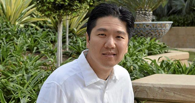 Malaysian businessman Seng Huang Lee.
