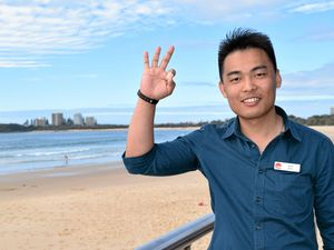 Does Sam Guo have the most unusual job ever?