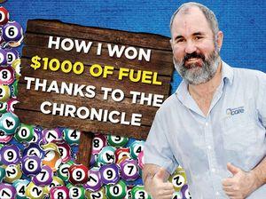 Fraser Coast Chronicle Bingo winner plans his spending spree