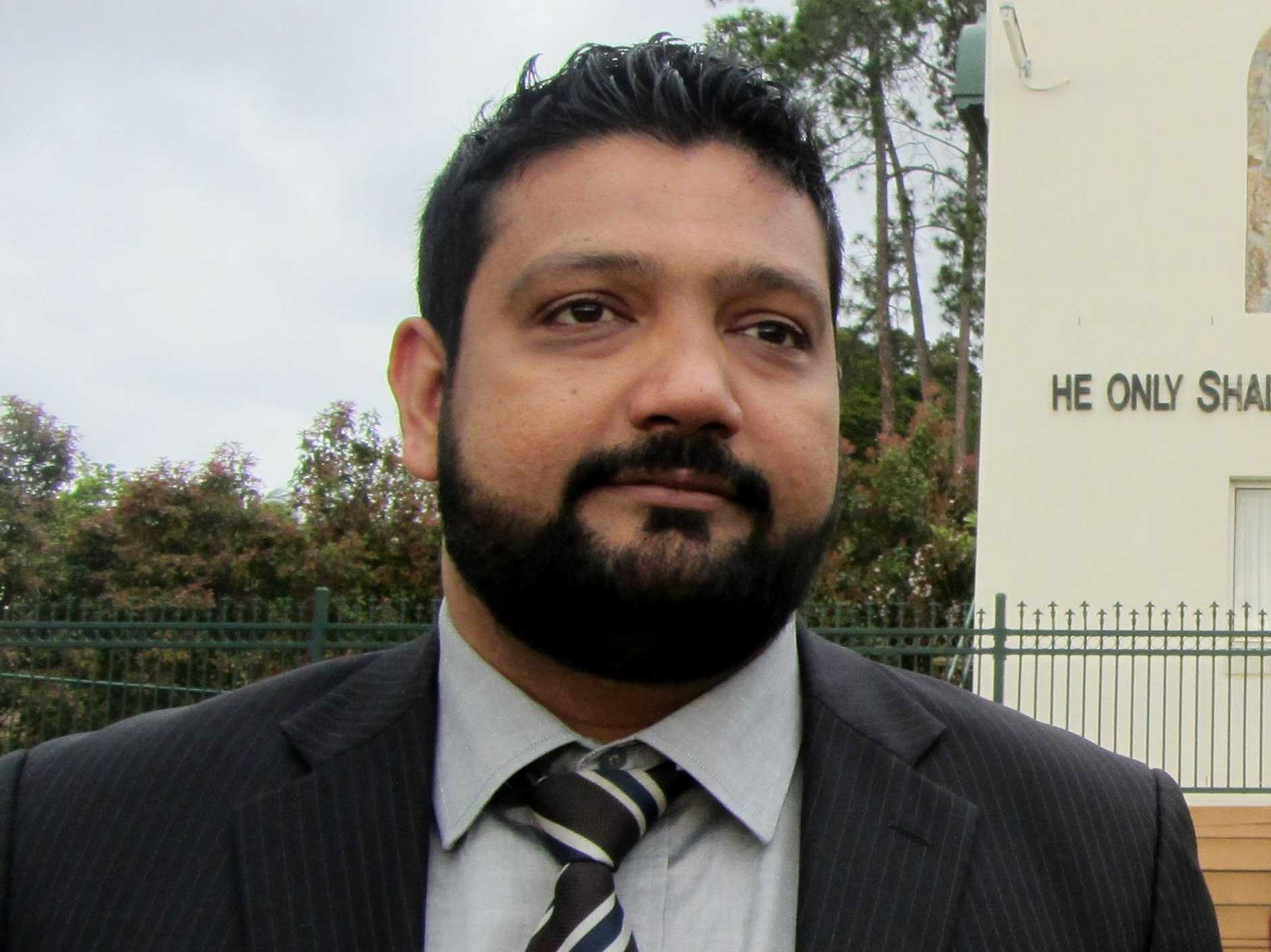 Ali Kadri, spokesman for the Islamic Society of Mackay and Islamic Council of Queensland.