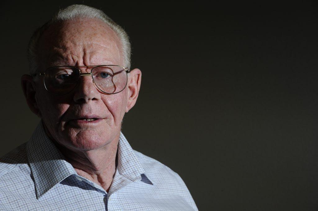 Former Grafton jail governor John Heffernan