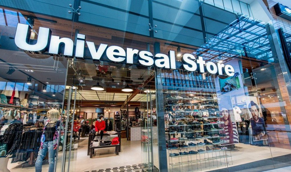 Universal Store is coming to Grand Central.