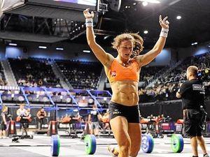 Tough enough to shoulder crossfit, Olympics double