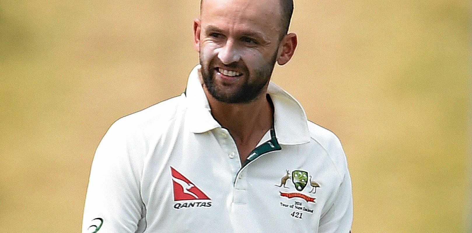 BARREN SPELL: Australian bowler Nathan Lyon took just two wickets in two innings against a Sri Lankan Board XI.