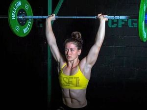 Toomey in top three at CrossFit Games after day one