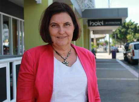 State Member for Mackay Julieanne Gilbert.