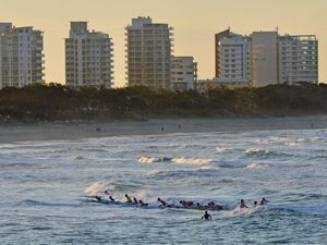 SURF ALERT: Time to plan that barbecue