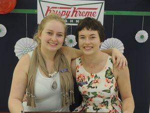 Krispy Kreme drive