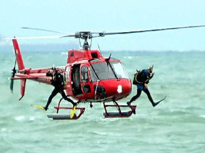 Rescue dive team vitally important for superboats