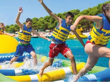 Aqua Fun Park Coolum Beach