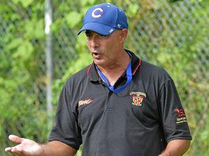 Coach says a little prayer ahead of Strikers clash