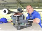 Maclean's John Matthews has been earmarked as Australia's next chance at winning a IRB benchrest championship. Photo Matthew Elkerton / Daily Examiner