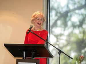 Quentin Bryce inspires city's leaders at DV breakfast