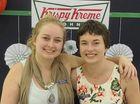 VIDEO: Sickly sweet Krispy Kreme treat
