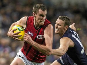 Leuenberger in for the long haul with embattled Bombers