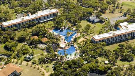 The Capricorn Resort recently announced it's closure.
