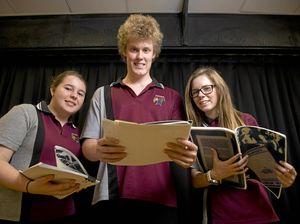 Drama takes over Gladstone region's schools