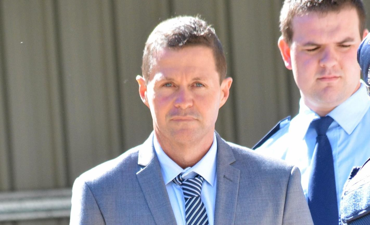 Louis James Mahony has pleaded not guilty to a charge or murder.
