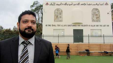 Ali Kadri, spokesman for the Islamic Society of Mackay and Islamic Council of Queensland.