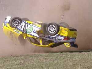 Amazing Aussie Car crash footage