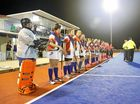 Action hots up in Condamine Sports Club Super League hockey