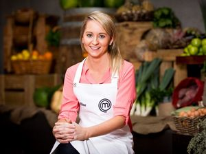 Elise's emotional exit from MasterChef quarter finals