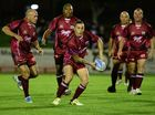 Legends of League game played at North Ipswich Reserve on Saturday night.