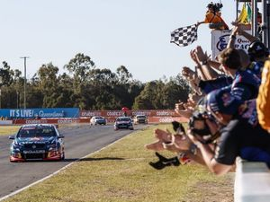 Ipswich favourite steps up bid for next Supercars title
