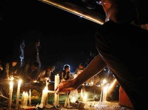 ISIS terror bombing on Muslims leaves 80 dead