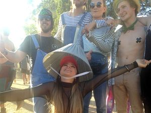 Fashionistas show off at Splendour in the Grass