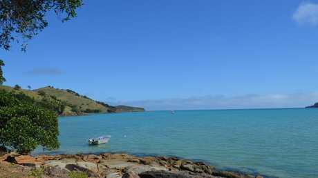St Bees Island off the coast of Mackay.