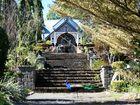 Carol and Ross Mylrea's Parkhurst garden.Photo Allan Reinikka / The Morning Bulletin