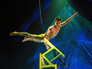 Prepare to be dazzled as Cirque du Soleil returns