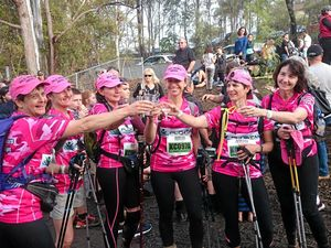 Local women complete Australia's toughest challenge