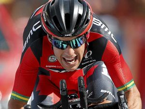 Fifth-place finish makes Porte hungry for next year's Tour