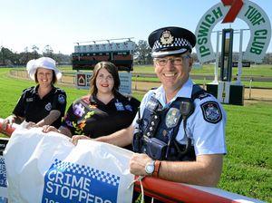 Race keeps crime info flowing