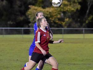 Fire women scorch rivals in state league