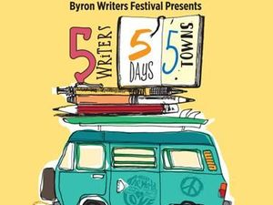 Byron Writers Festival 2016 to visit Coffs Central