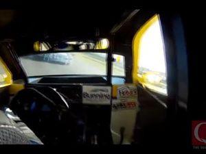 Aussie Race Car Crash Cam