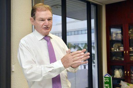 Mayor Paul Pisasale has pioneered the phrase