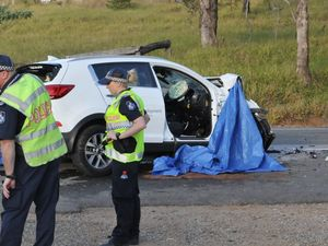 UPDATE: Colleagues witness fatal crash involving workmates