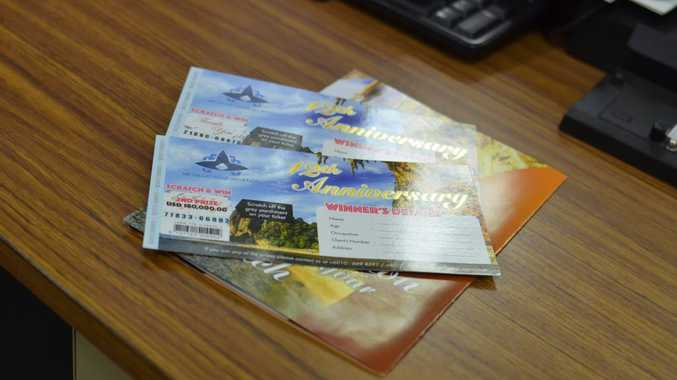 A fraudulent competition claiming to offer thousands in prizes has landed in South Burnett mailboxes.
